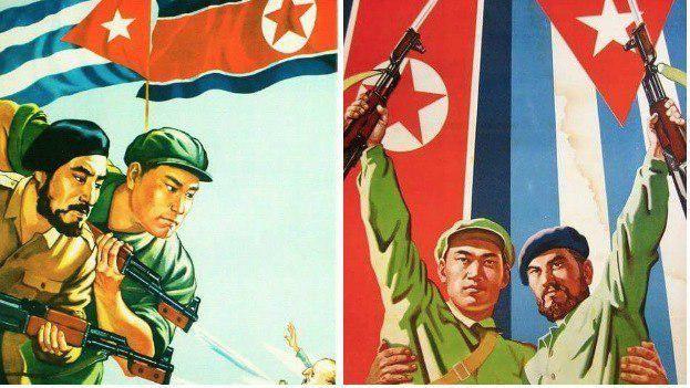 Este martes se cumplieron 57 años del establecimiento de las relaciones diplomáticas entre ambos países. (Ilustraciones)