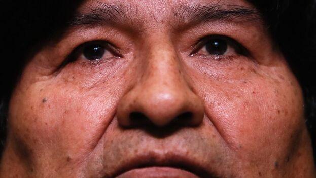 Lo primero que debería hacer Evo Morales es no ser cobarde, dijo Murillo. (EFE)