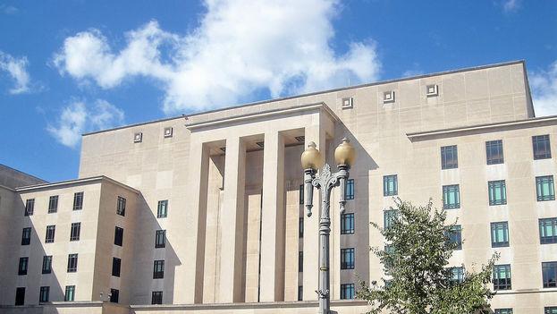 Sede central del Departamento de Estado en Washington. (wikimedia)