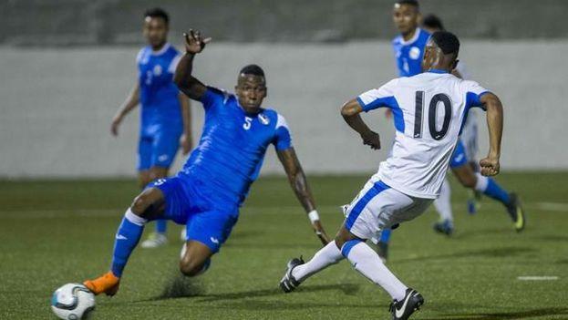 El empate llegó tras la derrota 1-3 en el primer encuentro celebrado el jueves pasado, también en Managua. (EFE)