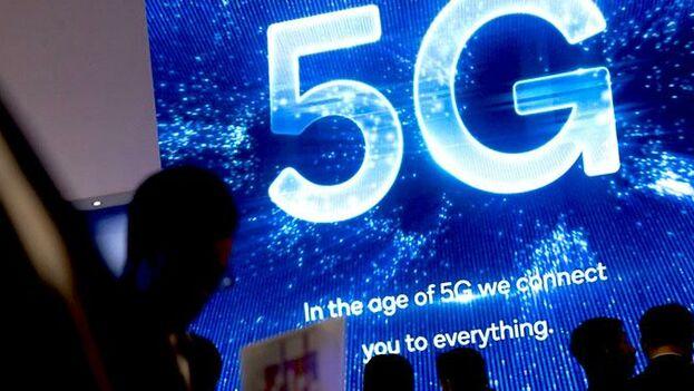 El desarrollo de la tecnología 5G está en el foco de la batalla comercial entre EEUU y China. (EFE)