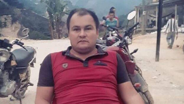 """El guerrillero """"desmovilizado"""" Dimar Torres Arévalo fue asesinado en 2019. (Colprensa)"""