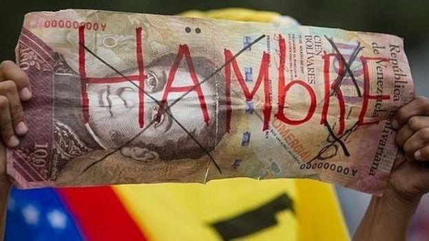 Los productos se encarecen día a día en Venezuela debido al incremento sostenido de la inflación. (EFE)