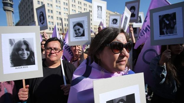 Durante la dictadura de Pinochet, conforme a cifras oficiales, unos 3.200 chilenos murieron a manos de agentes del Estado. (EFE)