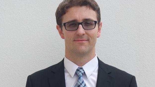 El diplomático checo Frantisek Fleisman. (Puente Democrático)