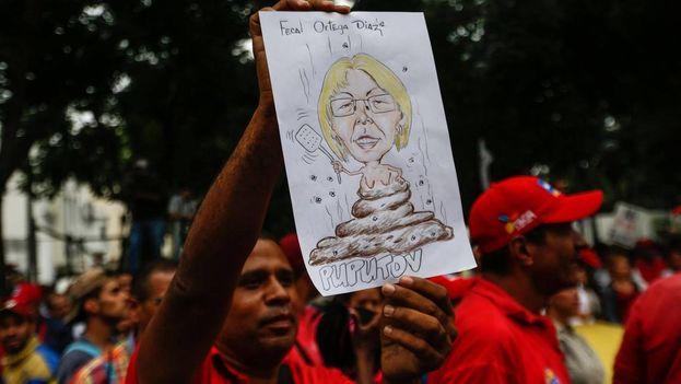 La fiscal se ha distanciado del Gobierno en los últimos meses al denunciar la ruptura del hilo constitucional por parte del Supremo. (EFE)