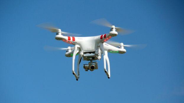 Un drone. (CC)