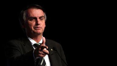 El candidato a las elecciones de Brasil, Jair Bolsonaro. (EFE)