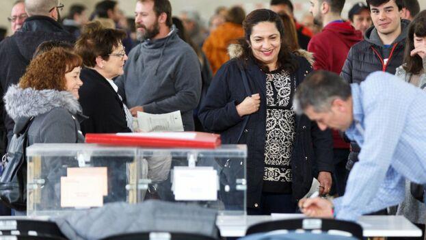Las elecciones españolas se celebran este domingo. (EFE)