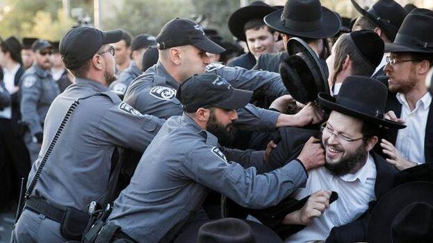 La religión ha empezado a centrar el debate electoral en Israel, habitualmente centrado en otros asuntos como la seguridad. (EFE)
