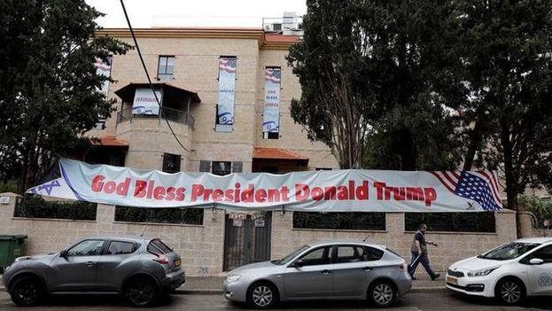 La embajada de Estados Unidos en Jerusalén será inaugurada esta semana. (EFE)