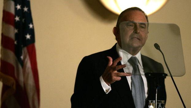 El empresario venezolano Gustavo Cisneros. (EFE)