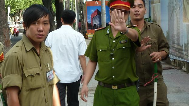 El encarcelamiento de blogueros y mujeres activistas marca una escalada de la represión. (Redes)