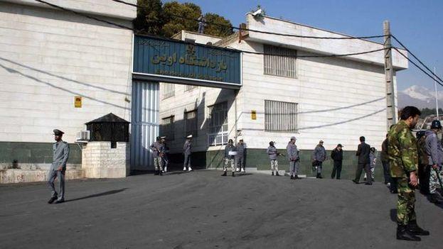 La activista se encontraba en la prisión de Evin, en Teherán, donde están detenidos otros presos políticos. (ncr-iran.org)