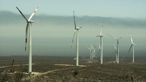 La energía eólica gana terreno en Brasil. (EFE)