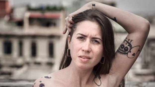 La escritora cubana Legna Rodríguez. (FurorTV)
