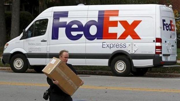 En julio de 2016 las autoridades estadounidenses dieron permiso a FedEx para lanzar su servicio entre Cuba y Estados Unidos. (EFE)