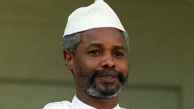El exdictador chadiano Hissène Habré. (hisseinhabre.com)