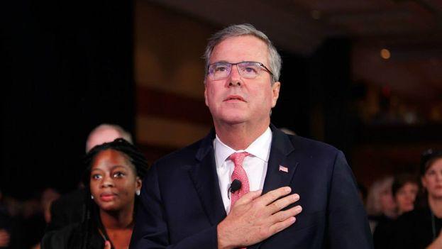 El exgobernador de Florida, Jeb Bush. (Facebook)