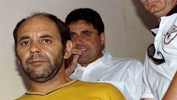 El exguerrillero chileno Mauricio Hernández Norambuena en una foto de archivo. (Twitter)