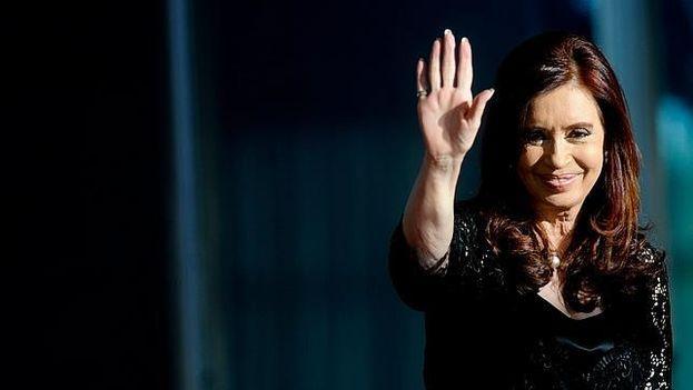 Cristina Fernández de Kirchner. (EFE)