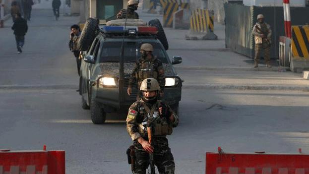 La explosión en el interior de la madrasa se produjo hacia las 10:30 hora local en el área de Qala-e-Nazer, en el oeste de Kabul. (Pakistan News)