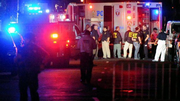 Una explosión dejó decenas de heridos en Nueva York. (EFE)