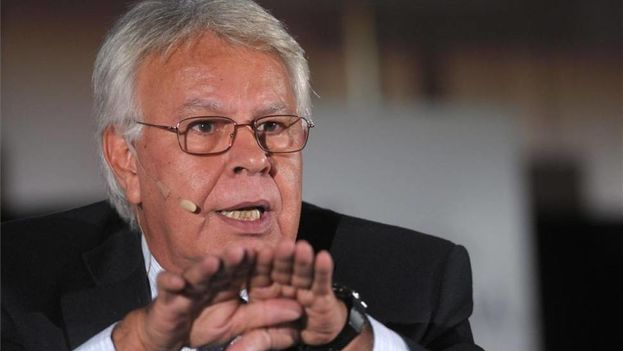 El expresidente del gobierno Felipe González, en una imagen de archivo. (EFE)