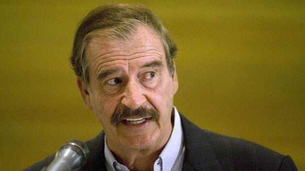 El expresidente mexicano Vicente Fox. (EFE)