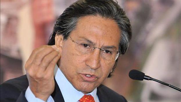 El expresidente peruano Alejandro Toledo. (EFE)