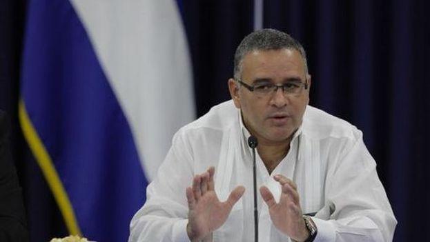 El expresidente salvadoreño Mauricio Funes. (EFE)