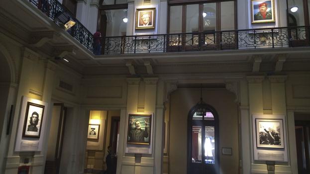 Los retratos de los expresidentes serán reubicados en el Museo del Bicentenario para su exhibición permanente