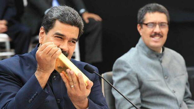 """""""No tenemos una idea de la extensión y profundidad del modo en que se han dilapidado los bienes y los recursos venezolanos"""". (EFE)"""
