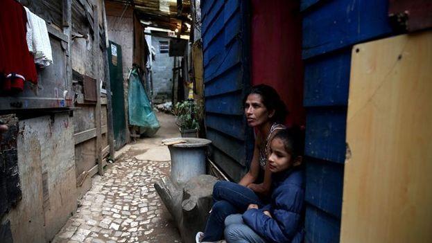 La pobreza extrema avanza en un Brasil golpeado por la desigualdad. (EFE)