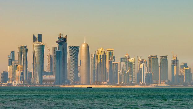 Los cubanos podrán ver de cerca con más facilidad el skyline de Doha, pero antes deben conseguir llegar a su aeropuerto. (Pixabay)