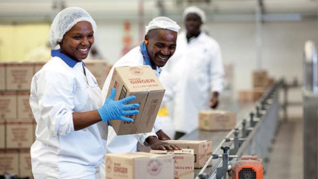 El grupo tiene una facturación anual de 50.000 millones de euros. (Unilever)