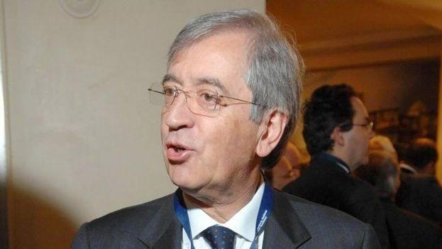 El ex primer revisor general de finanzas del Vaticano, Libero Milone. (lastampa.it)