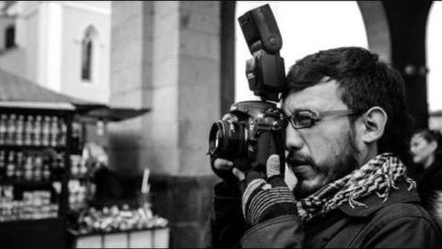 El fotoperiodista asesinado Rubén Espinosa