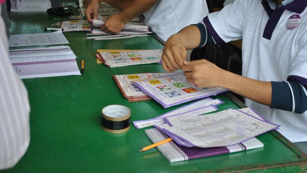 La compra de votos y otros métodos fraudulentos son prácticas habituales conocidas por los ciudadanos mexicanos. (CC)