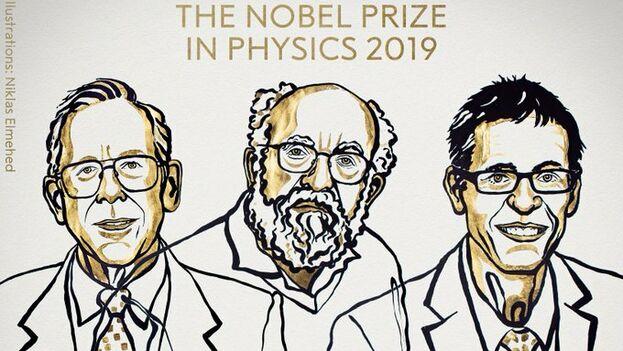 """El jurado ha dicho de los galardonados que """"sus descubrimientos han cambiado para siempre nuestra percepción del mundo"""". (NobelPrize)"""