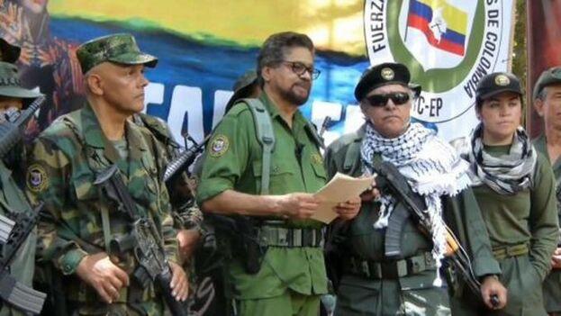 Los grupos guerrilleros se pelean por el control territorial, según la ONG Fundaredes. (EFE)