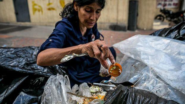 hambre venezuela. (EFE)