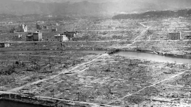 Una imagen de archivo de Hiroshima. (WIkicommons)