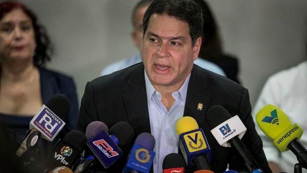 En la imagen, el líder opositor Luis Florido. (EFE)