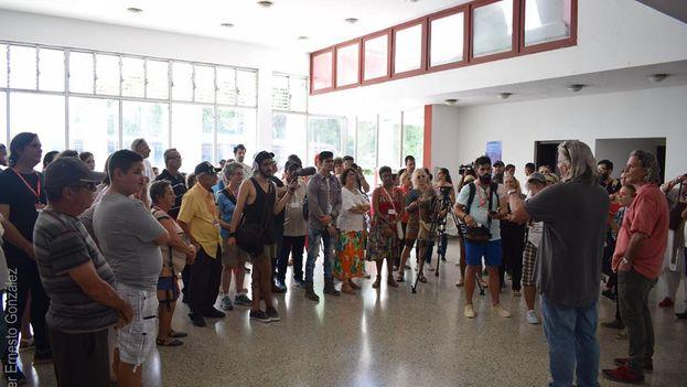 La inauguración se llevó a cabo el pasado domingo día 1 de julio. (FICG)
