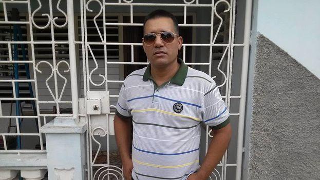El periodista independiente Osmel Ramírez Álvarez. (HavanaTimes)