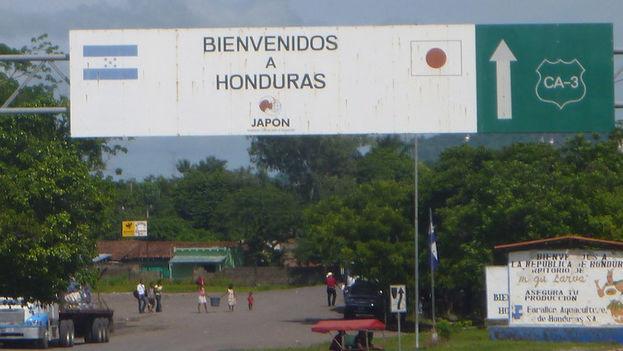 Los indocumentados fueron detenidos entre los días 7 y 11 de este mes en un punto fronterizo entre Honduras y Nicaragua tras un control policial de rutina. (Diario La Tribuna)