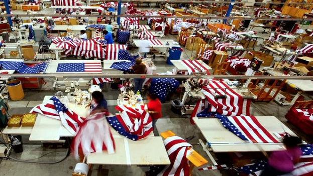 La industria de manufactura en EE UU ha sufrido pérdidas pero sigue en pie (Lehighvalley.com)