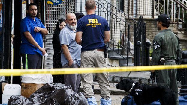 El trabajo emplea información no publicada por el FBI relativa a los 50 estados del país. (EFE)