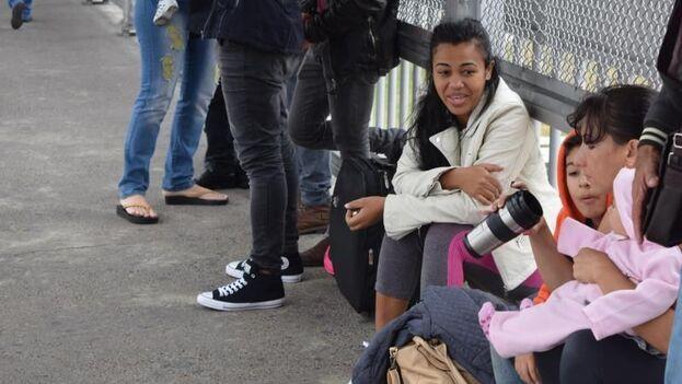 47 inmigrantes cubanos han intentado ingresar ilegalmente al país desde el pasado 1 de octubre. (EFE)